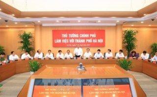Chính trị - Xã hội - Thủ tướng: Phát triển Hà Nội văn minh, có bản sắc và phải thượng tôn pháp luật