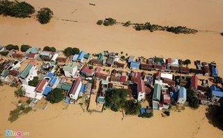 """Chính trị - Xã hội - """"Chỉ áp thấp nhiệt đới mà thiệt hại lớn là chuyện hiếm gặp"""""""