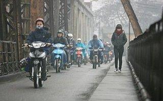 Chính trị - Xã hội - Gió mùa đông bắc tràn về miền Bắc, nhiều nơi mưa rét dưới 17 độ
