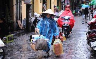 Tin nhanh - Không khí lạnh tăng cường, Bắc và Trung Bộ mưa rét