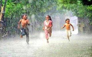 Tin nhanh - Thời tiết ngày 22/10: Nam Bộ mưa lớn, Bắc Bộ nắng vàng