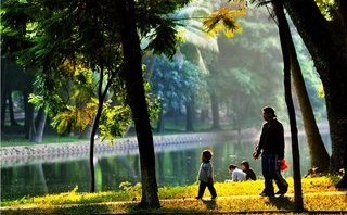Tin nhanh - Dự báo thời tiết ngày 14/11: Bắc Bộ nắng ấm, Nam Bộ mưa dông