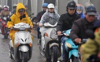 Tin nhanh - Bắc Bộ và Trung Bộ rét đậm, mưa to