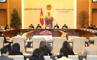 Tin tức - Chính trị - Thủ tướng phân công chuẩn bị phiên họp thứ 18 của UBTVQH