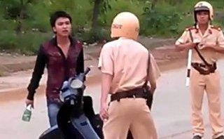 Xã hội - Nhiều lái xe phạm luật, tông thẳng vào CSGT đang làm nhiệm vụ