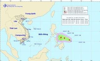 Tin nhanh - Tin mới nhất về áp thấp nhiệt đới và không khí lạnh tăng cường