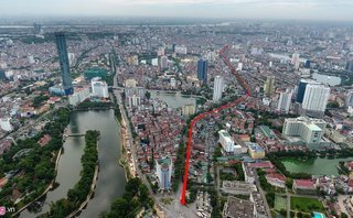 Xã hội - Hà Nội làm đường 3,5 tỷ đồng/m bỏ ngoài tai đề xuất của chuyên gia
