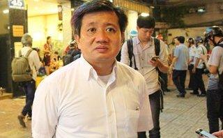 """Xã hội - Ông Đoàn Ngọc Hải xin từ chức: """"Cán bộ thì phải thế!"""""""
