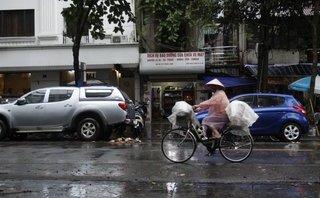 Dân sinh - Hà Nội, những cơn mưa về ru nỗi nhớ