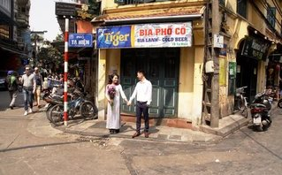 Tin nhanh - Điểm mặt những con phố Hà Nội không thể lấy lại được vỉa hè