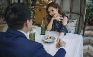 Giải trí - Bắt gặp Võ Hạ Trâm và bạn trai hẹn hò trong không gian lãng mạn