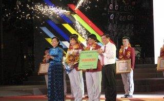 Thể thao - Trao thưởng VĐV thể thao TP.HCM thi đấu xuất sắc tại SEA Games 29