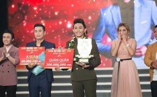 Giải trí - Tân Quán quân Hồng Thanh xác lập kỷ lục tại Cười xuyên Việt 2017