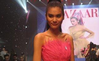Giải trí - Nhìn lại hành trình tại Vietnam's Next Top Model của Kim Dung