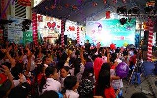 Chính trị - Xã hội - Vui Trung thu cùng 800 trẻ em có hoàn cảnh khó khăn