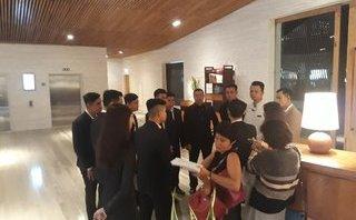 Giải trí - Đám cưới Hoa hậu Đặng Thu Thảo: Hình ảnh mới nhất tại nơi tổ chức tiệc cưới