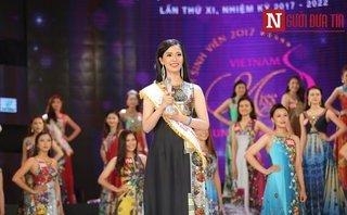 Sự kiện - Hoa khôi Sinh viên Việt Nam 2017: Tôi chiến thắng nhờ chiều cao và may mắn