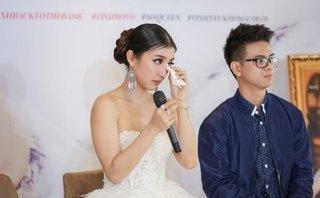 Ngôi sao - Tiêu Châu Như Quỳnh khóc trước mặt Lam Trường khi ra mắt album