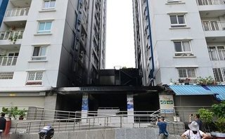 Bất động sản - Liên tục cháy chung cư, hiệp hội Bất động sản TP.HCM lên tiếng