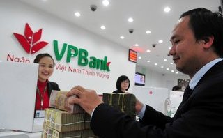 Tài chính - Ngân hàng - Đầu tháng Ngâu, VPBank đã báo lãi khủng