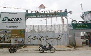 Kinh doanh - Băn khoăn tiềm lực tài chính của chủ đầu tư dự án The Emerald CT8 - Mỹ Đình