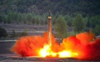 Tài chính - Ngân hàng - Giá vàng hôm nay (15/9): Bật tăng sau vụ Triều Tiên phóng tên lửa