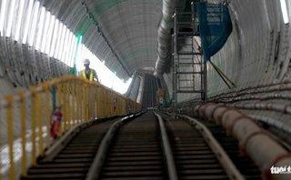 Bất động sản - TP.HCM: Hoàn thành tuyến đường ngầm metro 47.000 tỷ đầu tiên