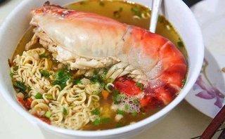 Tiêu dùng & Dư luận - Người Việt ăn mì gói 'khủng' hàng đầu thế giới