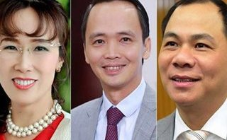 Tài chính - Ngân hàng - Lộ diện danh tính ba tỷ phú giàu nhất sàn chứng khoán Việt 2017