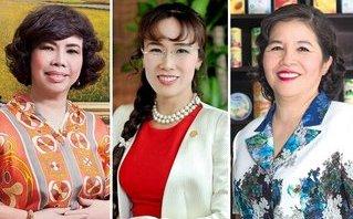 Đầu tư - Những nữ doanh nhân quyền lực nhất Việt Nam