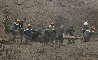 Xã hội - Tìm thấy thi thể 2 nạn nhân cuối cùng trong vụ lở đất ở Hòa Bình