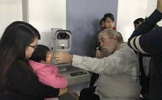 Các bệnh - Những ảnh hưởng nghiêm trọng về mắt ở trẻ nhỏ khi bị rung lắc