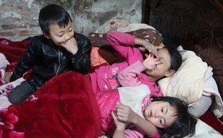 Xã hội - Ước mơ có giầy mới của 8 đứa con cặp vợ chồng 8X