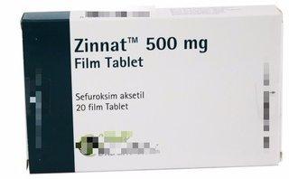 Sức khỏe - Cảnh báo thuốc giả Zinnat 500mg trên thị trường