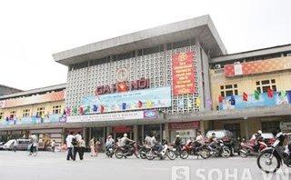 Chính trị - Xã hội - Đề xuất di dời ga Hà Nội:  Ai dám đảm bảo không còn cảnh ách tắc?