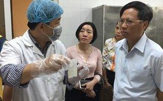 Xã hội - Rau trong bếp ăn trường mầm non ở Hà Nội còn tồn dư thuốc BVTV