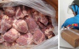 Xã hội - Tràn lan nội tạng động vật nhập khẩu, ham rẻ rước họa vào thân