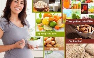 Dinh dưỡng - Bà bầu và các mẹ cho con bú không thể bỏ qua lời khuyên này