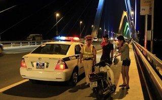 An ninh - Hình sự - Hà Nội: Không có hành động quá khích trong đêm U23 chiến thắng