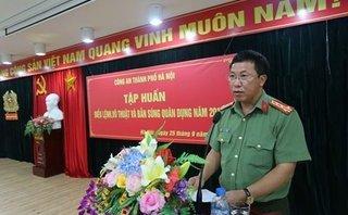 Văn hoá - Đề nghị phong tặng 7 danh hiệu NSND, NSƯT trong lực lượng công an