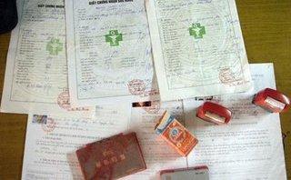 An ninh - Hình sự - Hưng Yên: Triệt phá đường dây chuyên làm giả giấy khám sức khỏe