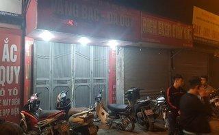 An ninh - Hình sự - NÓNG: Vừa xảy ra vụ cướp tiệm vàng ở Hà Nội, bắt 1 nghi phạm
