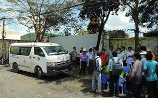 Chính trị - Xã hội - Rò rỉ khí amoniac ở Bình Chánh: Nồng độ tồn dư vẫn chưa an toàn