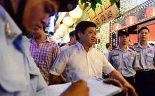 """Xã hội - Băn khoăn việc ông Đoàn Ngọc Hải gửi đơn để… """"cởi áo về vườn"""""""