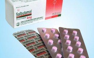 Thuốc & TPCN - Hết thuốc Salbutamol: Bệnh viện loay hoay, người dân rối bời