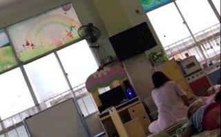 Giáo dục -  Một giáo viên trường mầm non 30/4 bị tố bạo hành trẻ