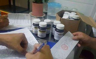 Tin nhanh - TP.HCM: Phát hiện điểm bán thuốc chữa ung thư bằng bột than tre của Vinaca