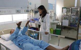 Sức khỏe - Cứu thành công bệnh nhân nhồi máu não trong lúc chơi thể thao