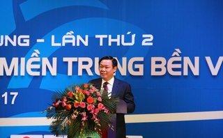 Chính trị - Xã hội - Phó Thủ tướng Vương Đình Huệ: Hy vọng miền Trung phát triển đột phá