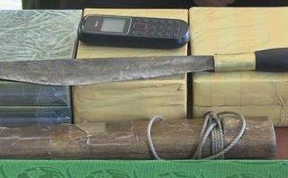 An ninh - Hình sự - Bắt đối tượng vận chuyển 6 bánh heroin từ Lào về Việt Nam tiêu thụ